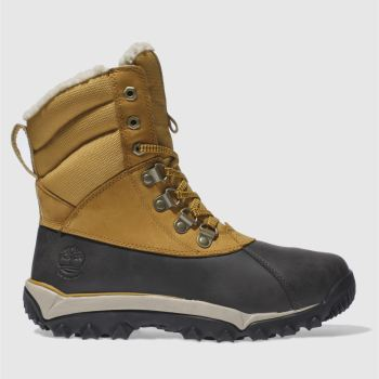 Timberland Natural Rime Ridge Mens Boots