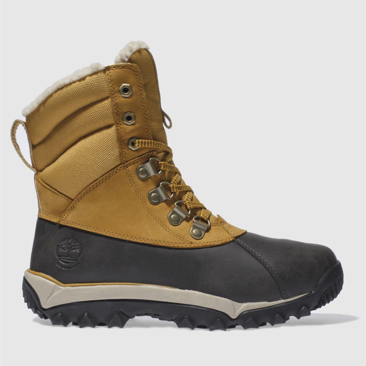 timberland natural rime ridge boots
