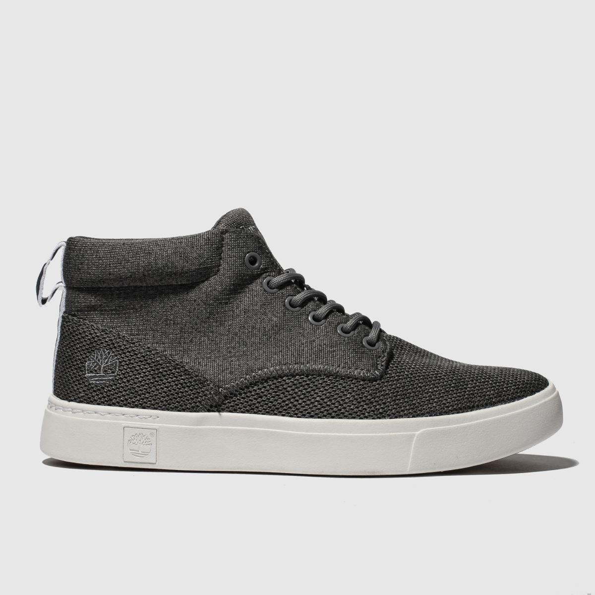 Timberland Grey Amherst Flexi Knit Chukka Shoes