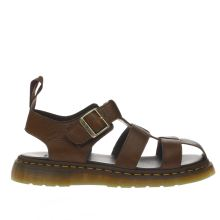Dr Martens Tan Galia Fisherman Mens Sandals
