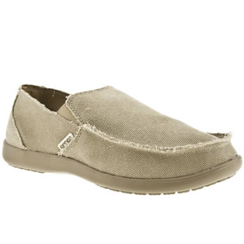 Crocs Khaki Santa Cruz Shoes