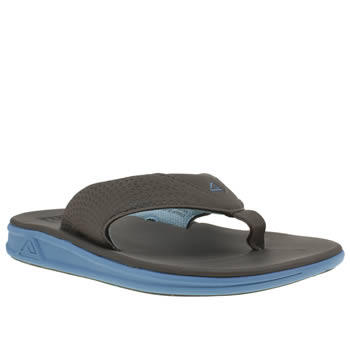 Reef Grey Rover Sandals