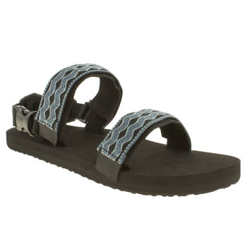 mens reef turquoise convertable sandals