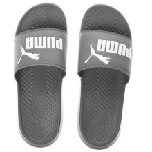 Puma Grey Popcat Mens Sandals