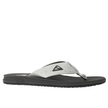 Reef Grey Phantoms Mens Sandals
