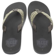 Reef Grey Smoothy Mens Sandals