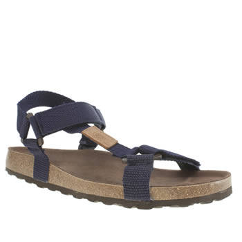 Red Or Dead Navy Mr Gough Sandals