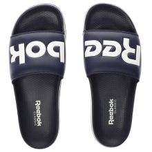 Reebok Navy Classic Slide Mens Sandals
