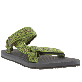 Teva Green Original Universal Sandals