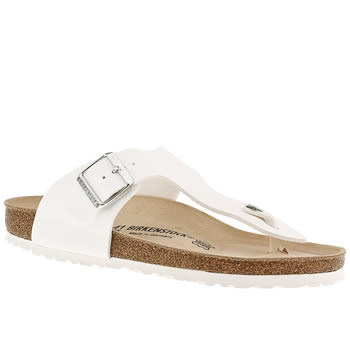 mens birkenstock white ramses sandals
