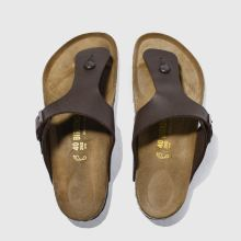 Birkenstock Brown Ramses Mens Sandals