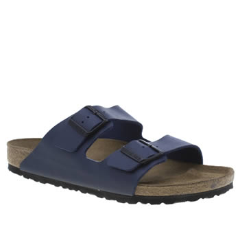 Birkenstock Navy Arizona Sandals