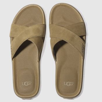 Ugg Tan Ithan Mens Sandals