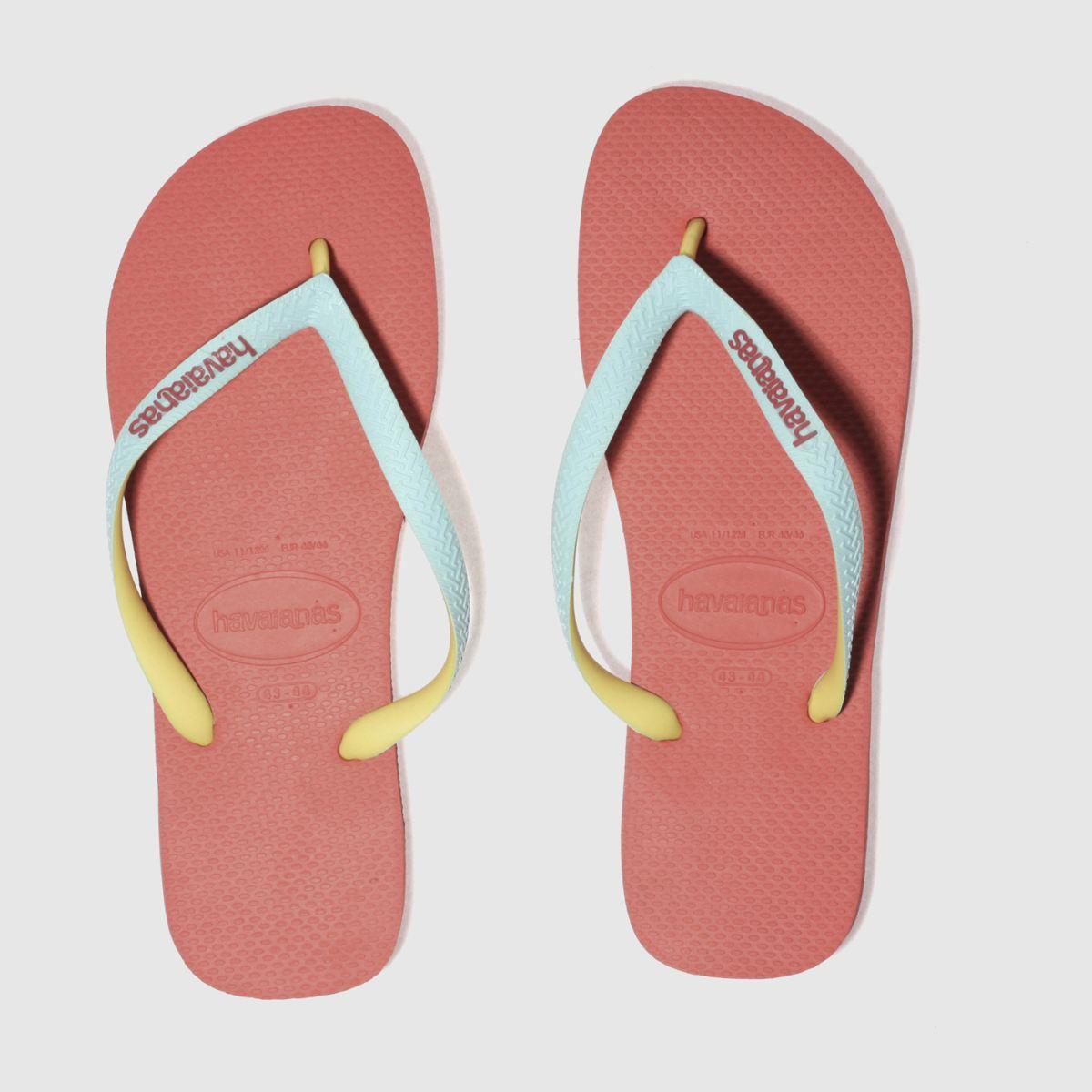 Havaianas Havaianas Pink Top Mix Sandals