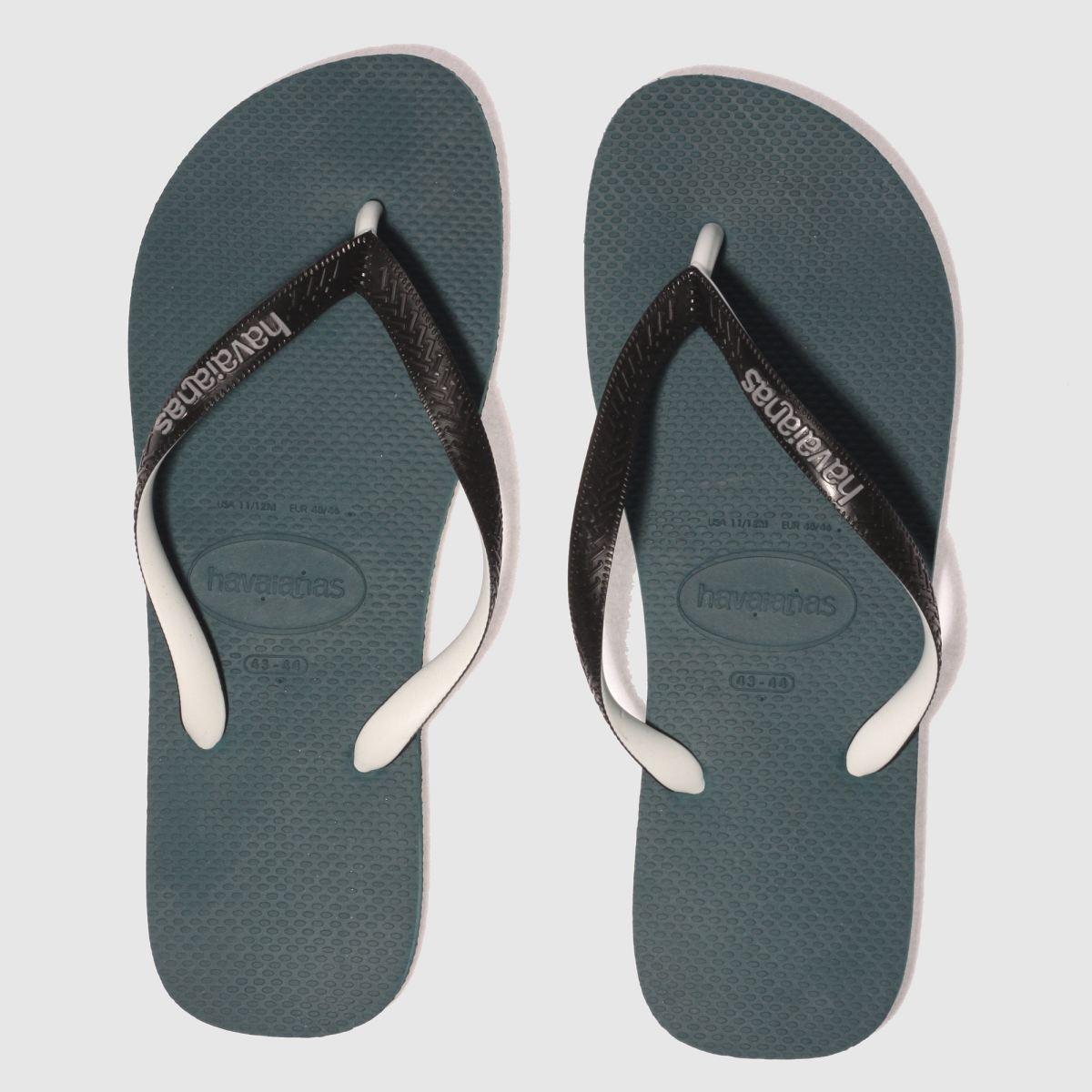 Havaianas Havaianas Green Top Mix Sandals