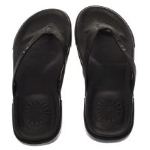 Ugg Black Bennison Ii Mens Sandals