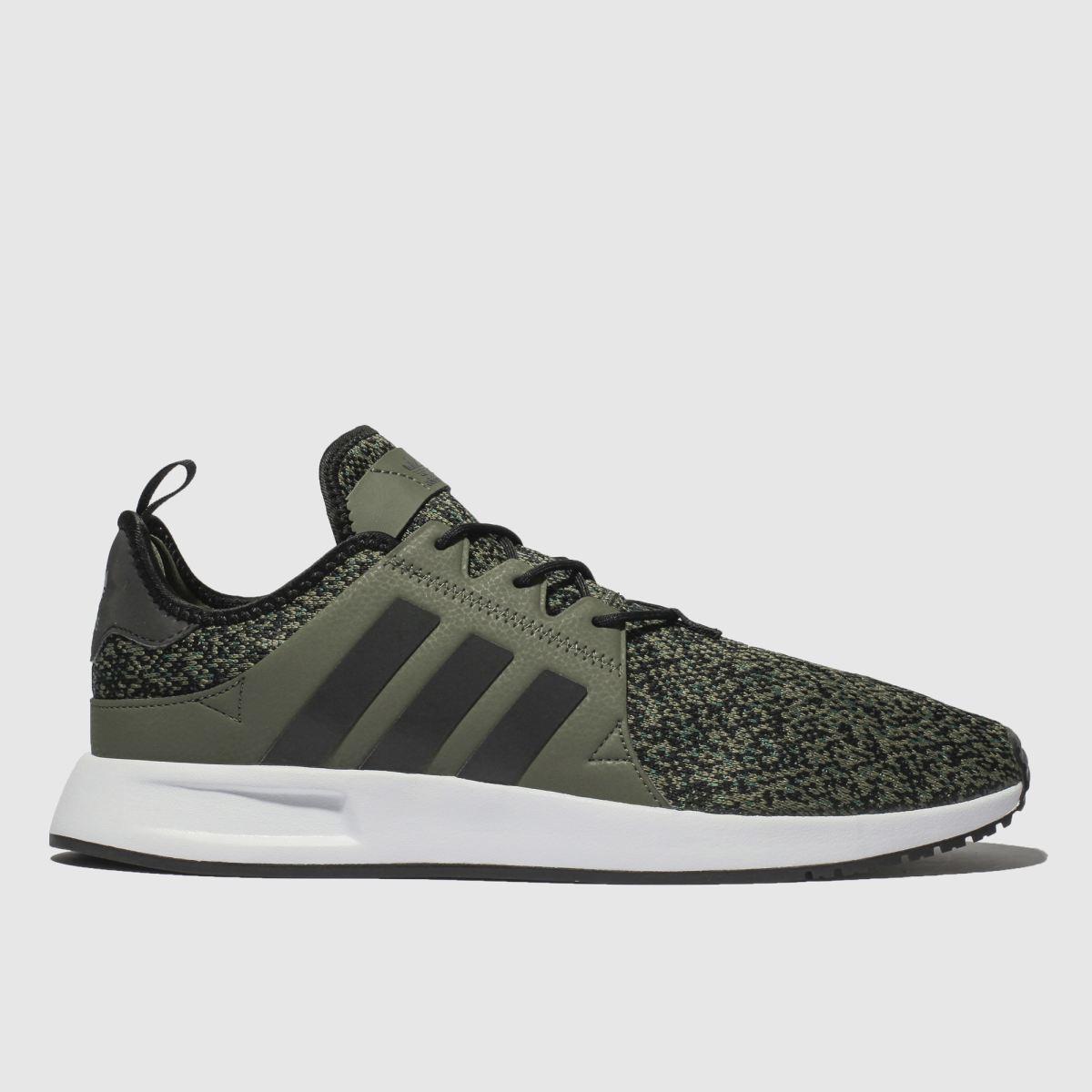 Adidas Dark Green X_plr Trainers