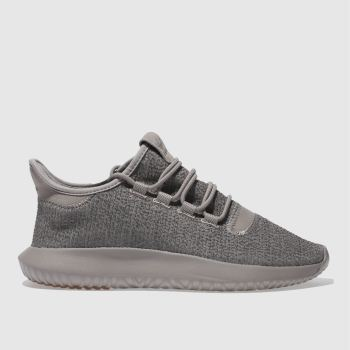 Adidas Beige Tubular Shadow Mens Trainers