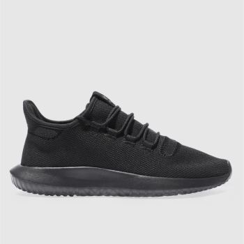 Adidas Black Tubular Shadow Mens Trainers