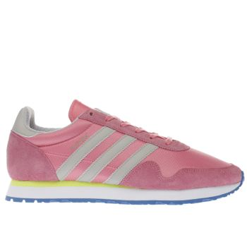 Adidas Pink Haven Mens Trainers