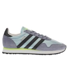 Adidas Navy & Pl Blue Haven Mens Trainers