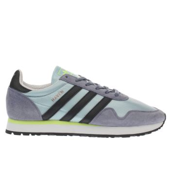 Adidas Navy Haven Mens Trainers