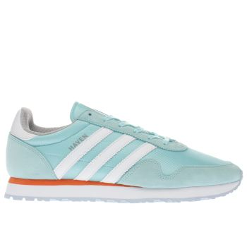 Adidas Turquoise Haven Mens Trainers