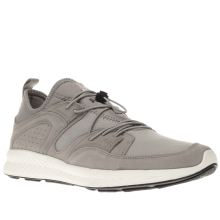 Puma Light Grey Blaze Ignite Elemental Mens Trainers