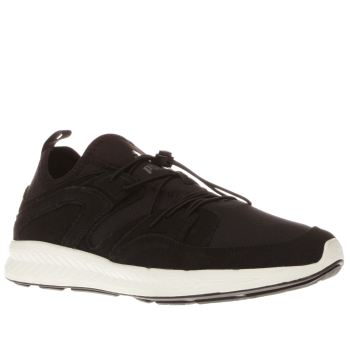 Puma Black Blaze Ignite Elemental Mens Trainers