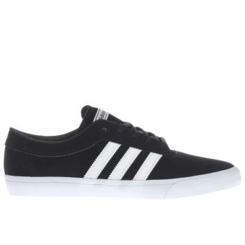 Adidas Black Sellwood Mens Trainers