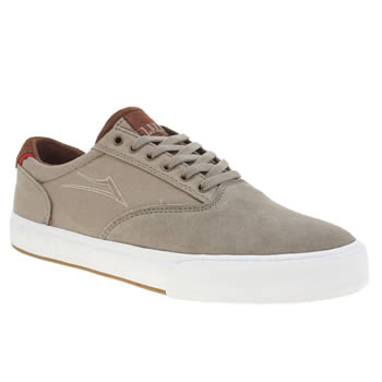 Mens Lakai Grey Guymar Trainers