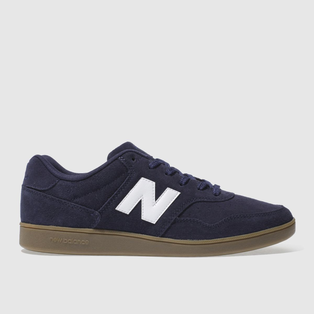 New Balance Navy & White 288 Trainers