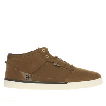 Etnies Tan Jefferson Mid Trainers