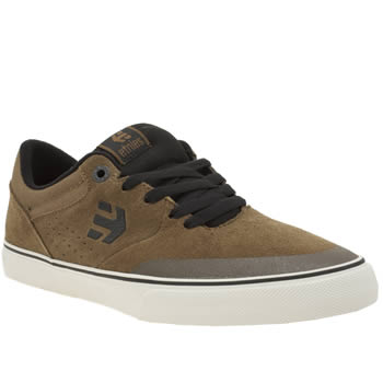 Etnies Brown Marana Vulc Mens Trainers