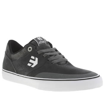Etnies Grey Marana Vulc Mens Trainers