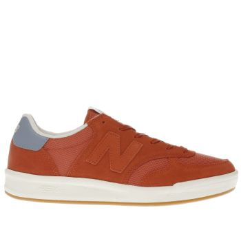 New Balance Orange 300 Trainers