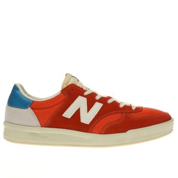 New Balance Red 300 Trainers