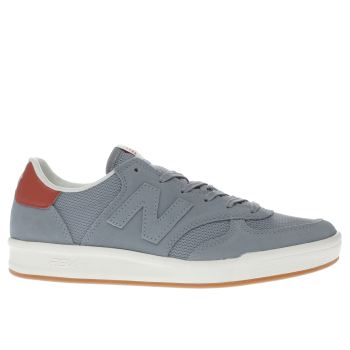 New Balance Grey 300 Trainers