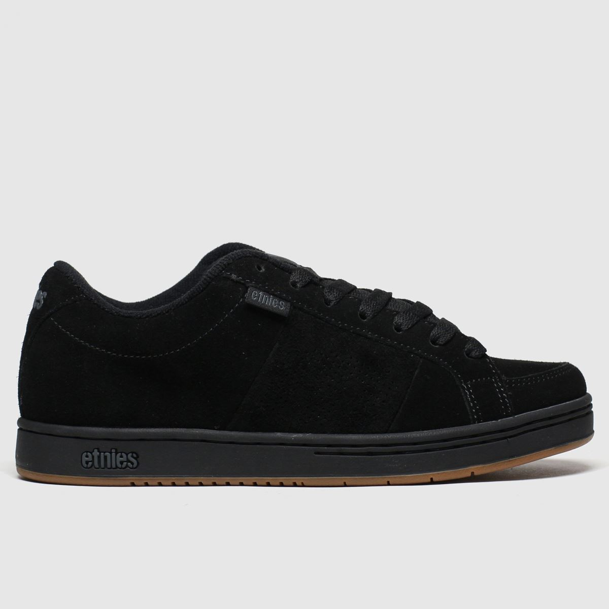 Etnies Etnies Black Kingpin Trainers