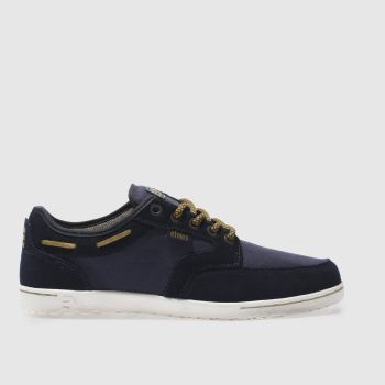 Etnies Navy Dory Mens Trainers
