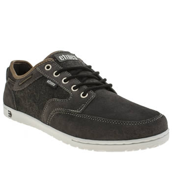 Etnies Dark Grey Dory Trainers