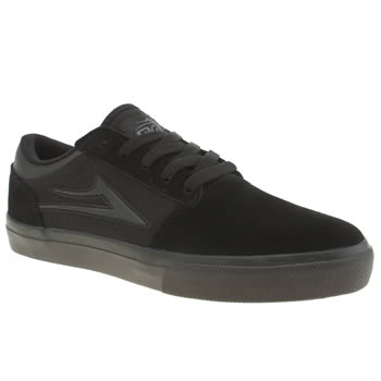 Mens Lakai Black Brea Trainers