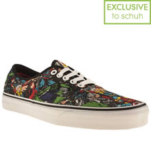 Multi Vans Authentic Marvel Avengers