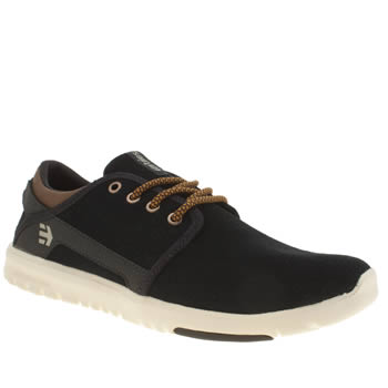 Mens Etnies Navy Scout Trainers