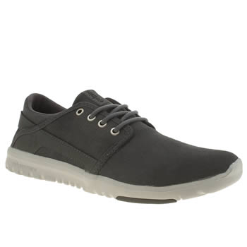 Mens Etnies Dark Grey Scout Trainers