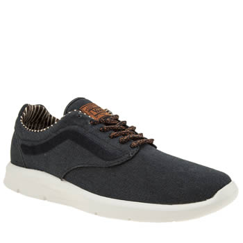 Mens Vans Navy Iso 1.5 Trainers