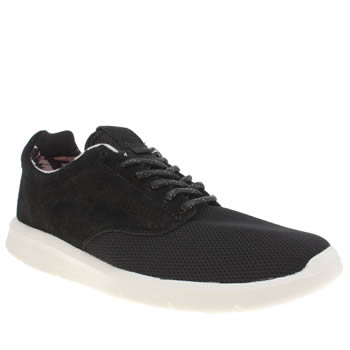 Mens Vans Black Lxvi Iso 1-5 Trainers