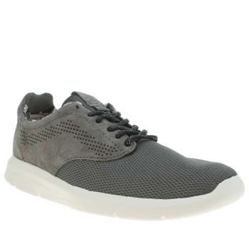 Mens Vans Grey Lxvi Iso 1-5 Trainers