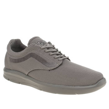 Mens Vans Grey Iso 1-5 Trainers