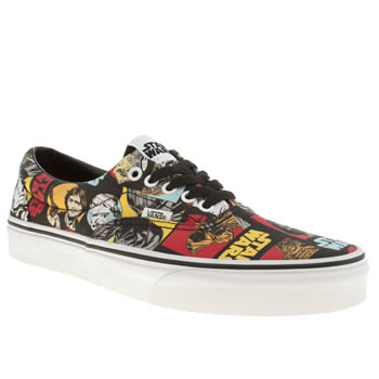 Mens Vans Multi Era Star Wars Cl Repeat Trainers